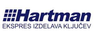 Ekspres izdelava ključev hartman logo | Kranj Primskovo | Supernova